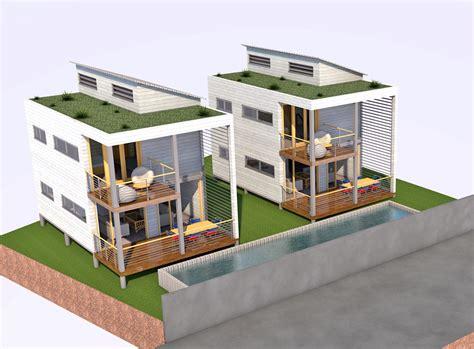 plan de maison 3 chambres maisons container a mn architecture guadeloupe