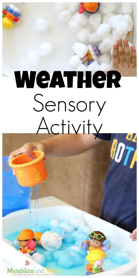 weather sensory activity sensory activities weather and 602 | 1df5ff863f2144c91741c99c012a1e88 sensory activities preschool weather crafts preschool