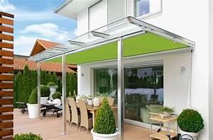 Sonnenschutz Terrassenüberdachung Innenbeschattung : terrassen berdachung beschattung bauforum auf ~ Whattoseeinmadrid.com Haus und Dekorationen