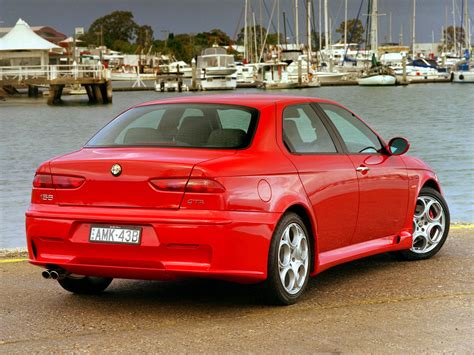 Alfa Romeo 156 Gta Auspec Wallpapers  Cool Cars Wallpaper