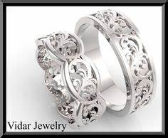 matching wedding bands princess cut diamond celtic ring With wedding ring sets payment plans