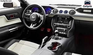 Ford Mustang 2017 prices and specifications in Bahrain   Car Sprite