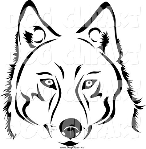 24+ Husky Cartoon Clipart