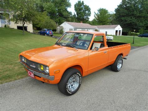 1973 Datsun 620 Pickup Custom For Sale