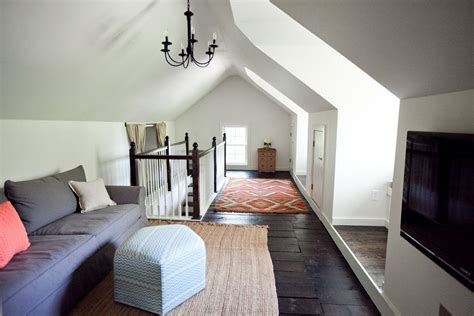 My Magical Ceiling And Floor Makeover by 10 Attic Remodels You To See