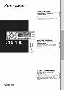 Eclipse Audio Operation Manualeclipse Audio Operation