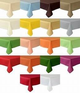Tischdecke Durchsichtig Abwaschbar : tischdecken gedeckter tisch kochen genie en m bel wohnen picclick de ~ Yasmunasinghe.com Haus und Dekorationen