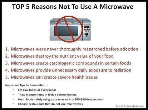 is it safe to put a microwave in a cabinet microwave oven dangers real or hoax wafflesatnoon com