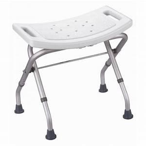 Chaise De Salle De Bain : tabouret de douche pliable chaise de bain pliable ~ Teatrodelosmanantiales.com Idées de Décoration