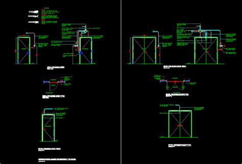 Box Auto Dwg by Electricity Boxes Dwg Elevation For Autocad Designs Cad