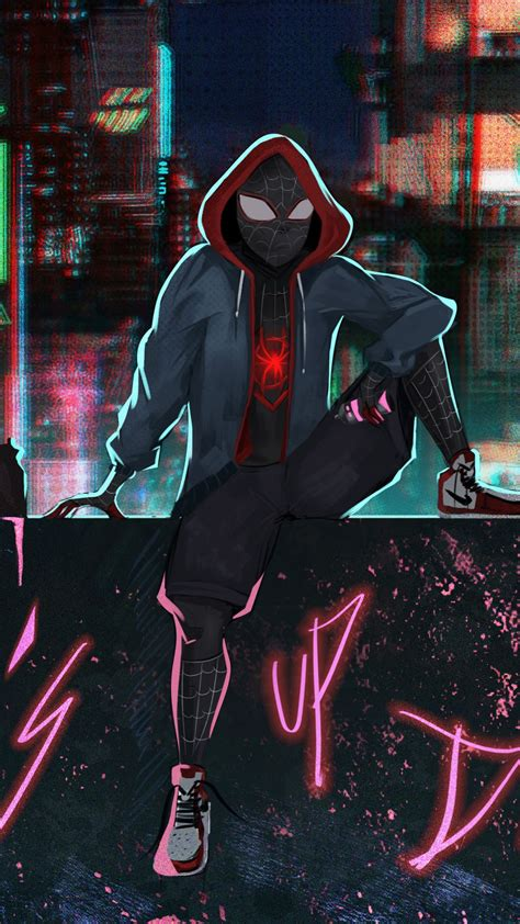 miles morales spider man  wallpapers hd wallpapers