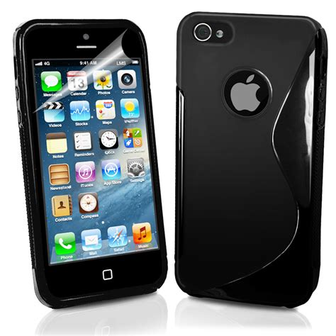 iphone 5g s line wave gel cover for apple iphone5 iphone 5 5g