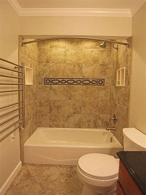 Bathroom Tub And Shower Designs - 99 small bathroom tub shower combo remodeling ideas 38