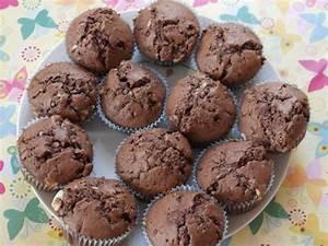 Backen Mit Kinderschokolade : muffins mit kinderschokolade von mafrajo ein thermomix rezept aus der kategorie backen s ~ Frokenaadalensverden.com Haus und Dekorationen