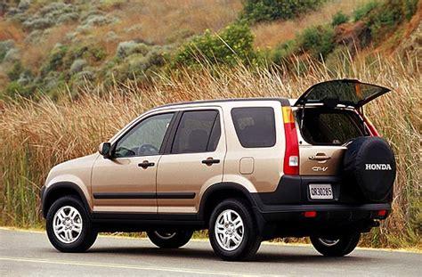 2002-2004 Honda Cr-v, 2003 Honda Pilot: Recall Alert