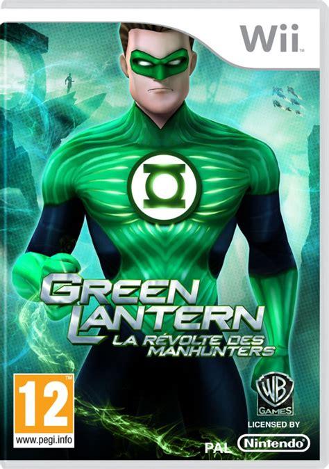 la lanterne verte sur 3ds