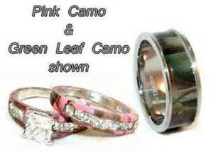 camo engagement rings his and hers his hers camo wedding rings camo rings wedding ideas wedding stuff weddings camo wedding