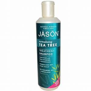 Jason Natural Products Shampoo Tea Tree Oil Therapy 17 5 Oz