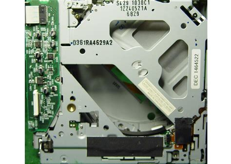 gm  panasonic  cd radio drive mechanism cd cd