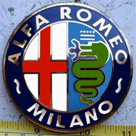 Alfa Romeo Badge Wallpaper by Alfa Romeo Badge Logo Brands For Free Hd 3d