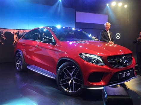 When driven annually in the us. Mercedes-Benz GLE 450 AMG Coupe launched in India - ZigWheels