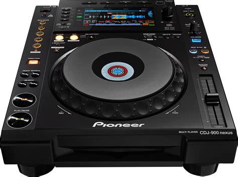pioneer cdj nxs digital dj turntable prodjdirect