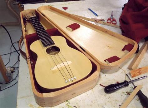 building  instrument case