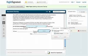 rightsignature pricing features reviews comparison of With document signing programs