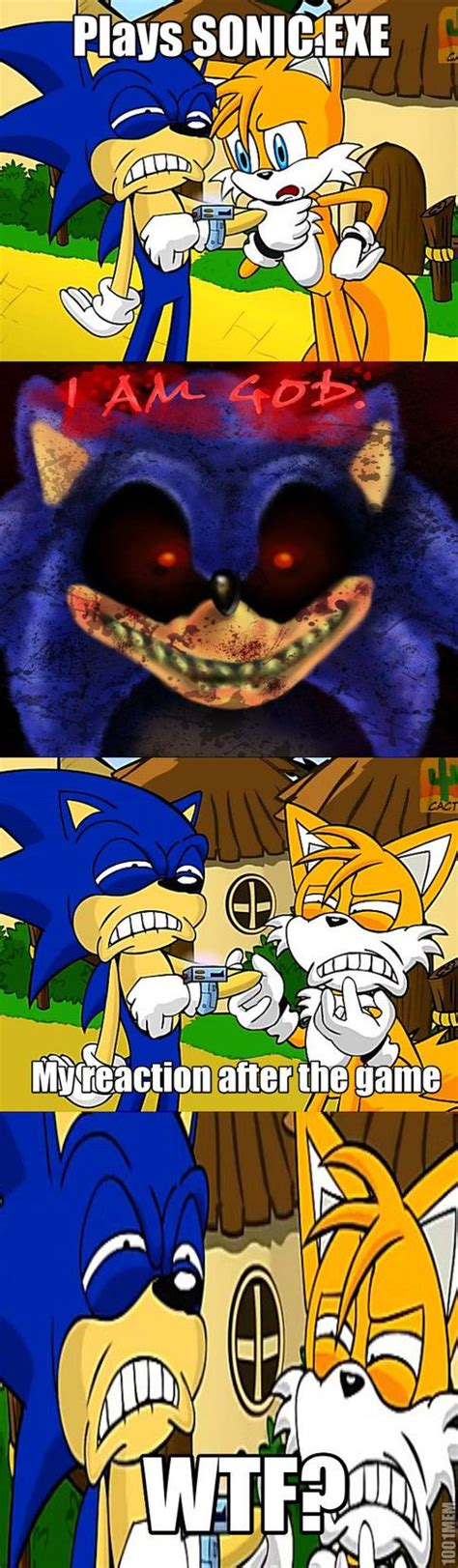 What Is A Meme Exle - that was so me im still scared of sonic exe to tell you the truth creepypasta pinterest