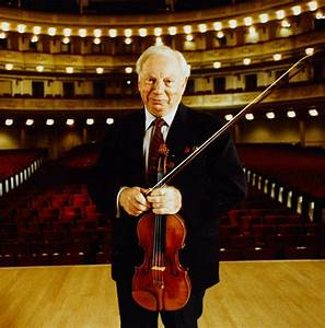 Live With Carnegie Hall Isaac Stern Centenary Jul 21