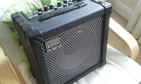 Roland Cube 30x Guitar Amp For Sale In Clontarf, Dublin