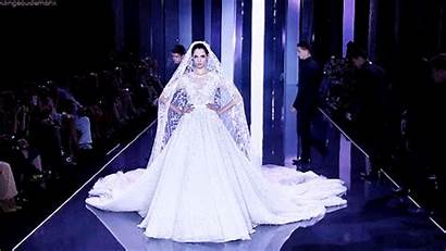 Bride Ralphrusso Couture Fall Giphy Everything Gifs