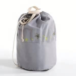 sac 224 linge forme baluchon motif fleurs acheter ce