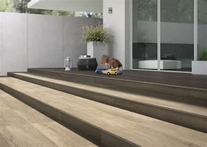 Revêtement De Sol Intérieur : rev tement de sol mur en gr s c rame effet bois pour ~ Premium-room.com Idées de Décoration