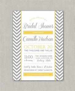 Unique bridal shower invitations!   Bridal Shower paper ...