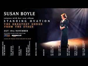 Susan Boyle 'Standing Ovation' OUT NOW - YouTube