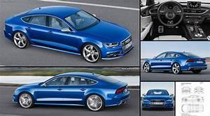 Audi S7 Sportback : audi s7 sportback 2015 pictures information specs ~ Medecine-chirurgie-esthetiques.com Avis de Voitures