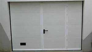 devis porte garage sectionnelle porte garage doubles With double porte de garage