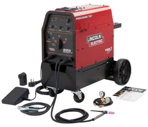 Airgas - LINK2535-2 - Lincoln Electric® Precision TIG® 225 ...