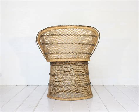 wicker chair vintage rentals in connecticut