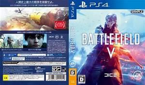 Battlefield 5 Japanese PS4 Box Art Reveals Game Size