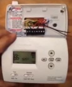 Furnace Thermostat Troubleshooting Hvac How Pinterest