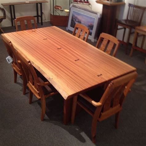 sapele dining table northwest fine woodworking gifts
