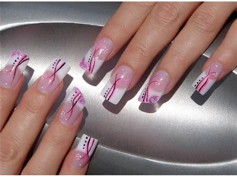 exemple de decoration pour ongles