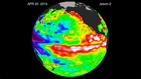 El Nino May Bring Onceinageneration Storms To Southland