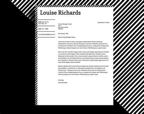 8 best louise richards edge style resume templates
