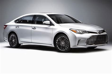 2018 Toyota Avalon Reviews And Rating Motor Trend