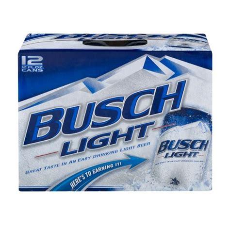 12 pack busch light busch light beer 12 pack hy vee aisles online grocery