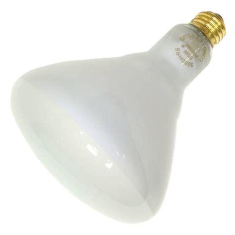 halco 44076 br40fl65 p5 130v reflector flood light bulb