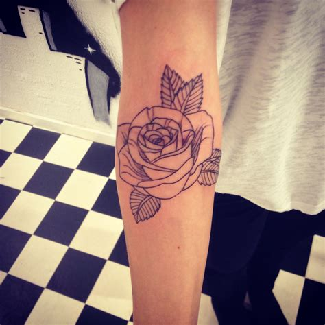 design  tattoo   simple rose tattoo tattoo